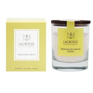 Lacrosse - świeca zapachowa - wanilia - czas palenia: do 40 godzin