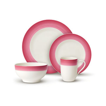 Villeroy & Boch - Colourful Life Berry Fantasy - zestaw porcelany - dla 2 osób