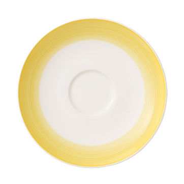 Villeroy & Boch - Colourful Life Lemon Pie - spodek do filiżanki do kawy - średnica: 14 cm