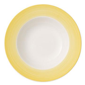 Villeroy & Boch - Colourful Life Lemon Pie - talerz głęboki - średnica: 25 cm