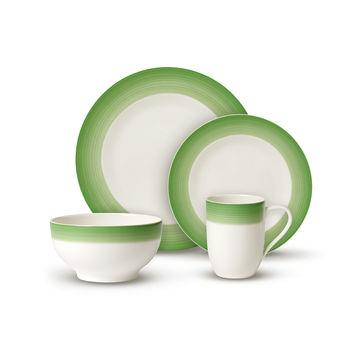 Villeroy & Boch - Colourful Life Green Apple - zestaw porcelany - dla 2 osób