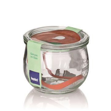 Kela - Weck - słoik zaokrąglony - 580 ml