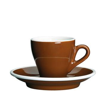 Cilio - Milano - filiżanki do espresso ze spodkami - 50 ml
