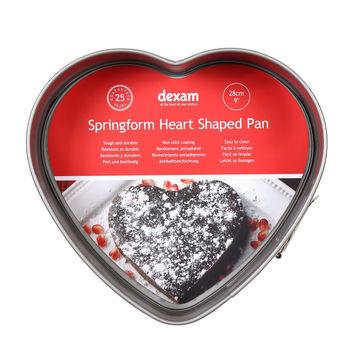 Dexam - tortownica serce - długość: 22,5 cm