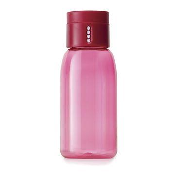 Joseph Joseph - Dot - butelka ze wskaźnikiem kontrolującym spożycie wody - pojemność: 0,4 l