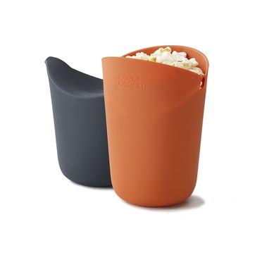 Joseph Joseph - M-Cuisine - 2 pojemniki do popcornu z mikrofalówki