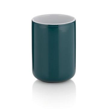 Kela - Isabella - kubek łazienkowy - wysokość: 10 cm