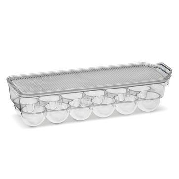 Kela - Gent - pojemnik na 12 jajek - 32,5 x 11,5 x 8,5 cm