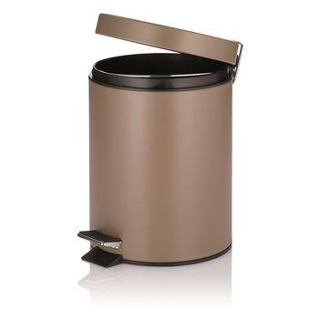 Kela - Sam - łazienkowy kosz na śmieci - pojemność: 5,0 l