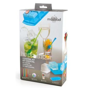 Mastrad - zestaw do koktajli