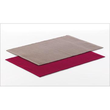 Kela - Pur - bawełniane podkładki na stół - 48 x 33 cm