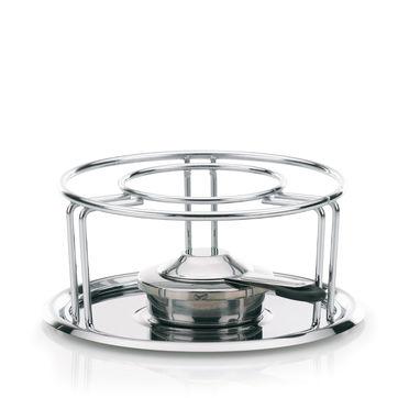 Kela - Maxi - podgrzewacz do fondue - średnica: 23,5 cm; wysokość: 10,5 cm