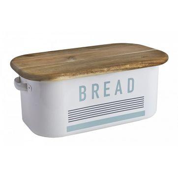 Jamie Oliver - pojemnik na chleb z pokrywką-deską - 44 x 25 x 18,5 cm