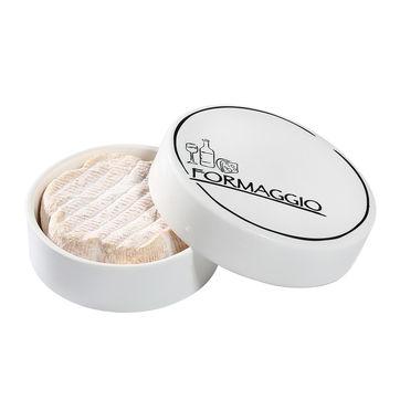 Cilio - Formaggio - pojemnik na ser z pokrywką - średnica: 13 cm
