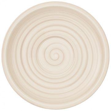 Villeroy & Boch - Artesano Nature Beige - spodek do filiżanki do kawy - średnica: 16 cm