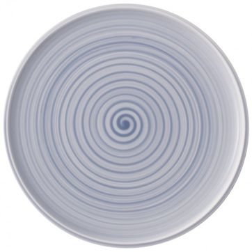 Villeroy & Boch - Artesano Nature Bleu - talerz do pizzy - średnica: 32 cm