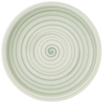 Villeroy & Boch - Artesano Nature Vert - spodek do filiżanki do kawy - średnica: 16 cm