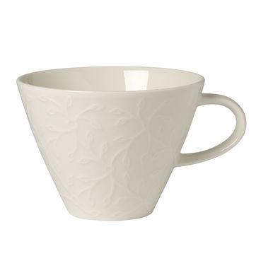 Villeroy & Boch - Caffé Club Floral Touch - filiżanka do białej kawy - pojemność: 0,39 l