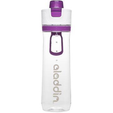 Aladdin - Active Hydration - butelka na wodę ze wskaźnikiem kontrolującym spożycie wody - 0,8 l