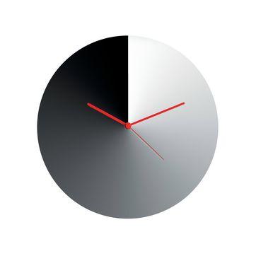 Alessi - Arris - zegar ścienny - średnica: 30 cm
