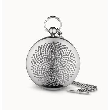 Alessi - T-Timepiece - zaparzacz do herbaty - średnica: 4,5 cm