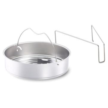 Fissler - nieperforowana wkładka do gotowania na parze