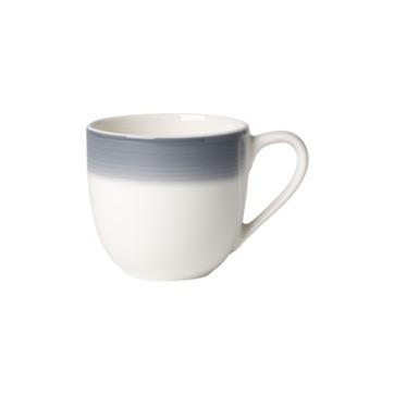 Villeroy & Boch - Colourful Life Cosy Grey - filiżanka do espresso - pojemność: 0,1 l