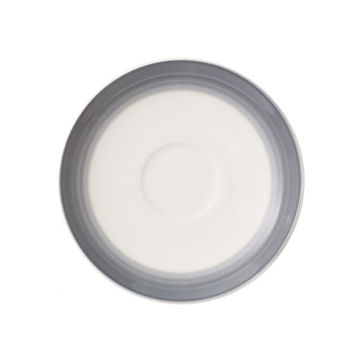 Villeroy & Boch - Colourful Life Cosy Grey - spodek do filiżanki do espresso - średnica: 12 cm