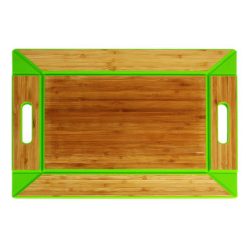 Freeform - dwustronne tace składane - wymiary: 45 x 35 cm