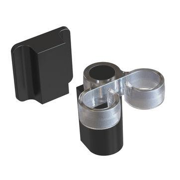 Magisso - Magnetic Holder - uchwyt na szczotkę do naczyń - wymiary: 5 x 6 x 5 cm
