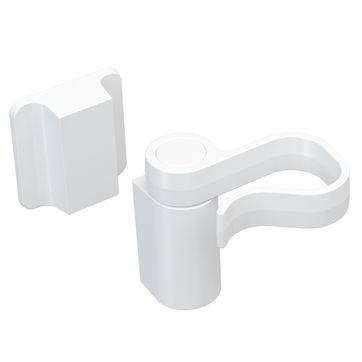 Magisso - Magnetic Holder - klips na gąbkę do mycia naczyń - wymiary: 8 x 7 x 6 cm
