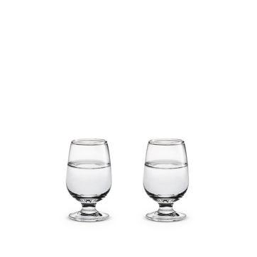 Holmegaard - Det Danske Glas - 2 kieliszki do wódki - pojemność: 50 ml