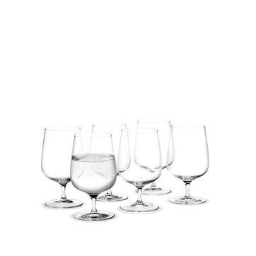 Holmegaard - Bouquet - 6 kieliszków do zimnych napojów - pojemność: 0,38 l