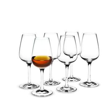 Holmegaard - Bouquet - 6 kieliszków do brandy - pojemność: 0,24 l