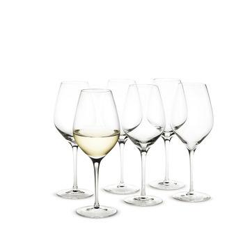 Holmegaard - Cabernet - 6 kieliszków do białego wina - pojemność: 0,36 l