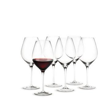 Holmegaard - Cabernet - 6 kieliszków do czerwonego wina - pojemność: 0,69 l