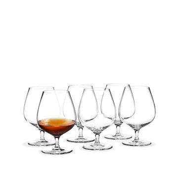 Holmegaard - Cabernet - 6 kieliszków do brandy - pojemność: 0,63 l