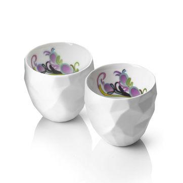 Menu - Raw Diamonds - 2 kubeczki do espresso - wysokość: 8 cm