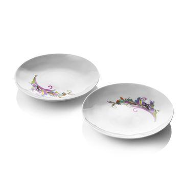 Menu - Raw Diamonds - 2 talerze - średnica: 17 cm