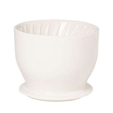 Villeroy & Boch - Coffee Passion - porcelanowy filtr do kawy - średnica: 12 cm; podwójna ścianka