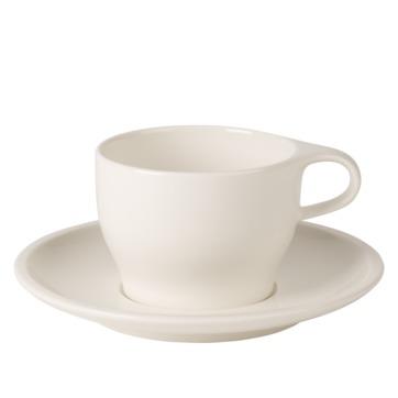 Villeroy & Boch - Coffee Passion - zestaw do białej kawy - pojemność: 0,35 l