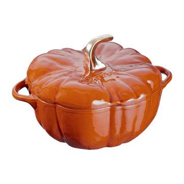 Staub - La Cocotte - garnek żeliwny - dynia - pojemność: 3,45 l