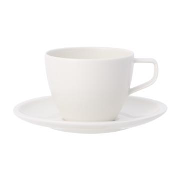 Villeroy & Boch - Artesano Original - filiżanka do kawy ze spodkiem - pojemność: 0,25 l