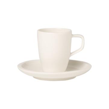 Villeroy & Boch - Artesano Original - filiżanka do espresso ze spodkiem - pojemność: 0,1 l