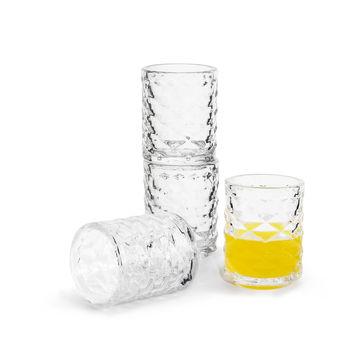 Sagaform - Club Boston - 4 kieliszki do wódki - pojemność: 0,06 l