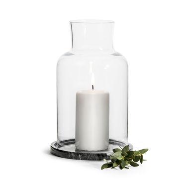 Sagaform - Nature - dwuczęściowy lampion - wysokość: 21,5 cm