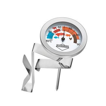 Küchenprofi - Sous - termometr do pieczeni i sous-vide - długość: 13,5 cm