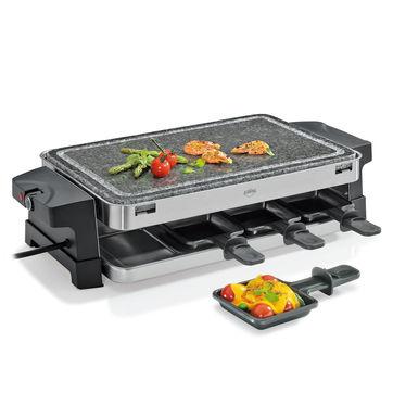 Küchenprofi - Basic - raclette - grill stołowy - dla 8 osób