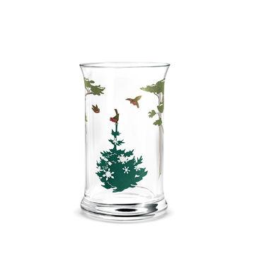 Holmegaard - Christmas - szklanka - pojemność: 0,28 l; rudziki