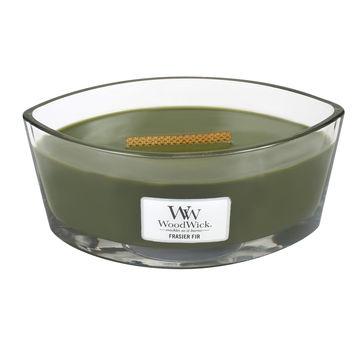 WoodWick - Frasier Fir - świeca zapachowa - jodła Frasera - czas palenia: do 60 godzin